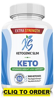 XS Ketogenic Slim Keto